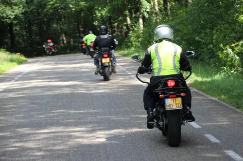 Motorrijbewijspoint Zoetermeer motor lesplan