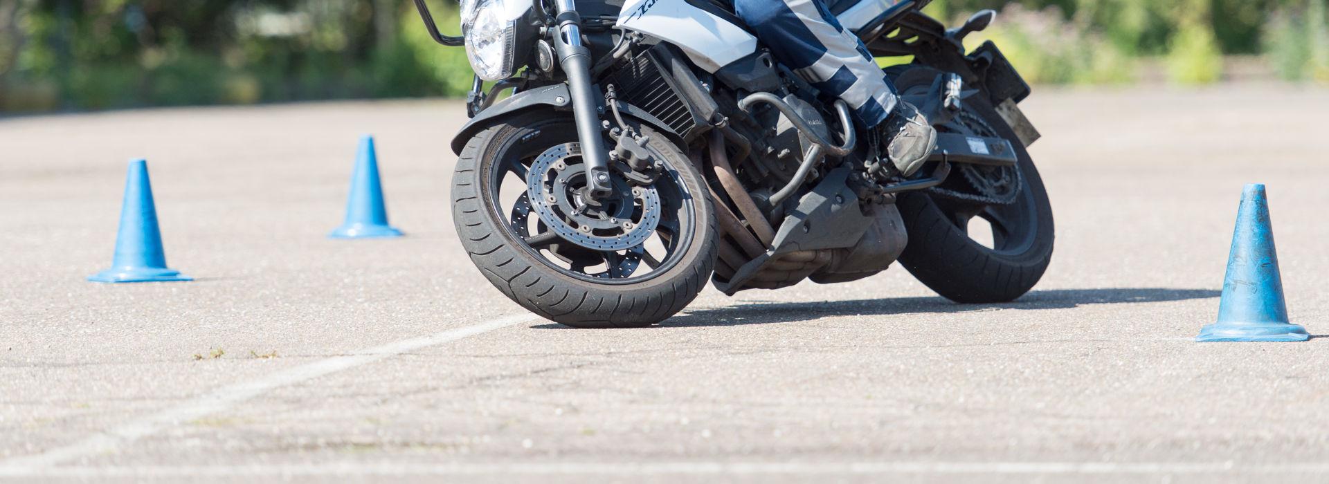 Motorrijbewijspoint Zoetermeer rijtest